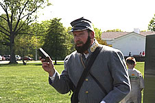 Jim Hendry as Stonewall Jackson